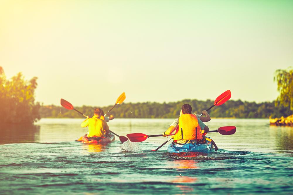 Des vacances en famille en Ardèche en expérimentant du canoë