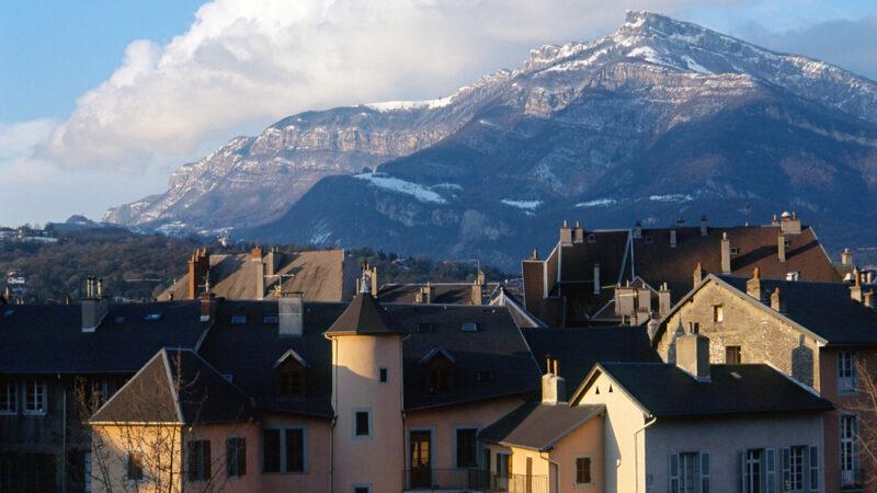 La ville de Chambéry et ses merveilleux endroits naturels